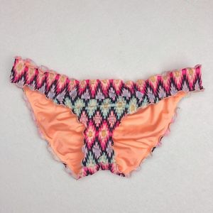 VS 'The Ruffle' Cheeky Bikini Bottoms
